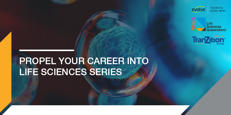 Propel your career into life sciences series