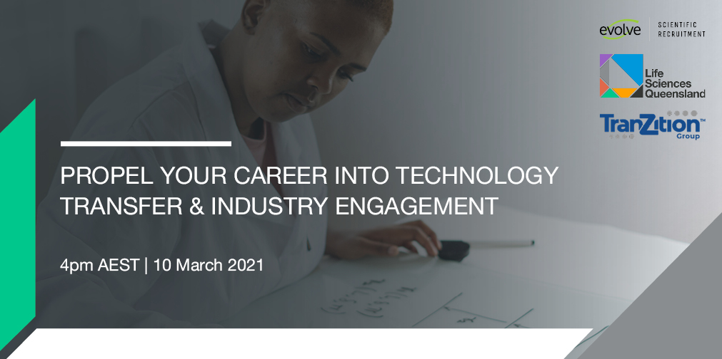 Propel your career into technology transfer & industry engagement